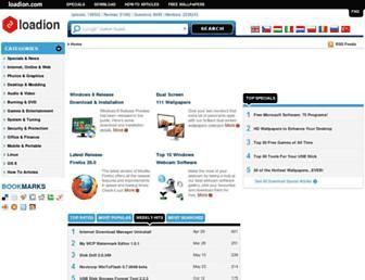 loadion.com screenshot