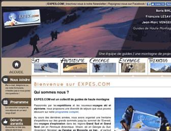 Thumbshot of Expes.com