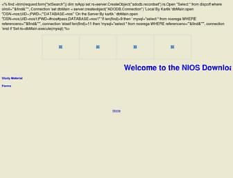 download.nos.org screenshot
