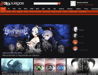 3djuegos.com screenshot