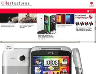 killerfeatures.com screenshot