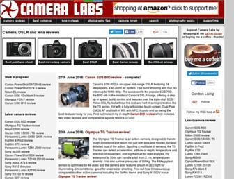 Thumbshot of Cameralabs.com