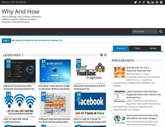 whyandhowto.blogspot.com screenshot
