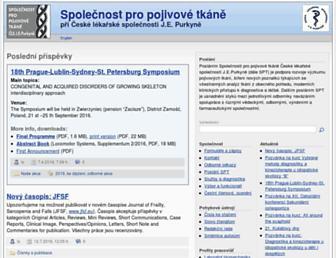 pojivo.cz screenshot