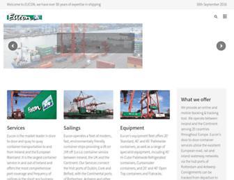 eucon.nl screenshot