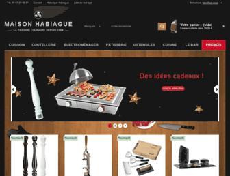 Thumbshot of Maisonhabiague.com