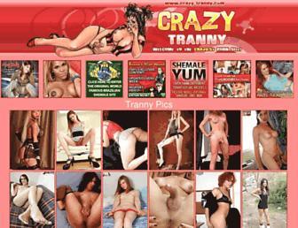 Thumbshot of Crazy-tranny.com