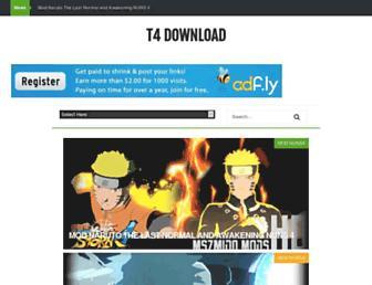 t4-d0wnl0ad.blogspot.com screenshot
