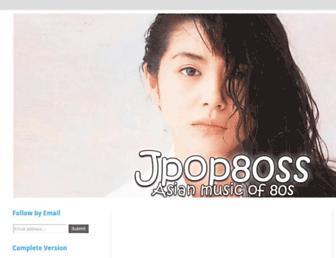jpop80ss.blogspot.com screenshot