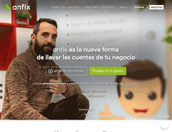 anfix.com screenshot