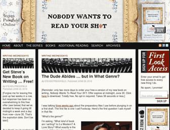 Thumbshot of Stevenpressfield.com