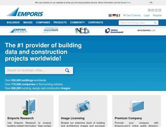 emporis.com screenshot
