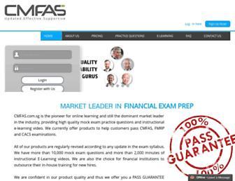 cmfas.com.sg screenshot