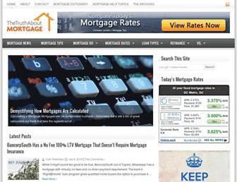 Thumbshot of Thetruthaboutmortgage.com