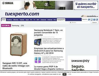 tuexperto.com screenshot