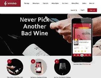 Thumbshot of Vivino.com