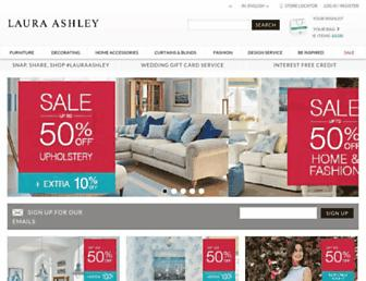 Thumbshot of Lauraashley.com