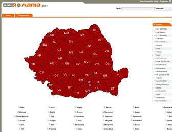 searchromania.net screenshot
