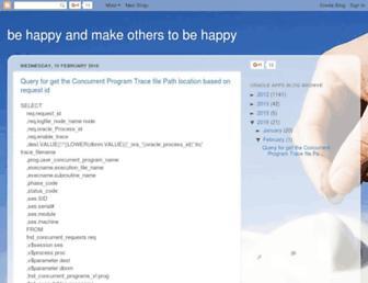 krishnareddyoracleapps.blogspot.com screenshot