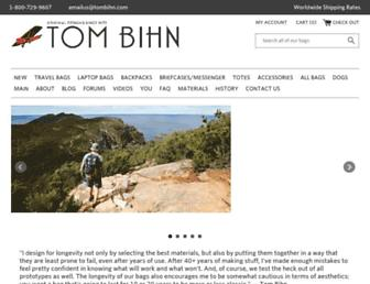 Thumbshot of Tombihn.com