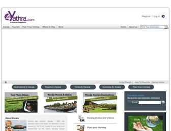 Thumbshot of 4yathra.com