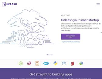 Thumbshot of Heroku.com