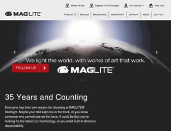 Thumbshot of Maglite.com