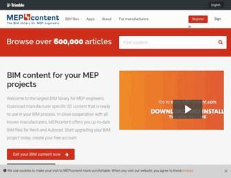 mepcontent.com screenshot