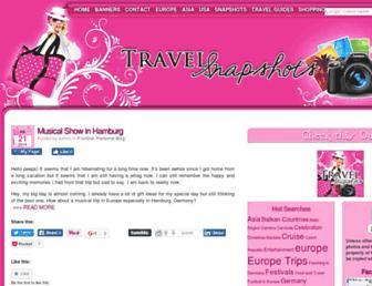 Thumbshot of Travel-snapshots.com