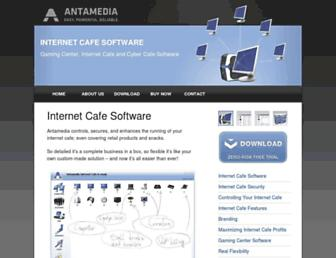 antamediacafe.com screenshot