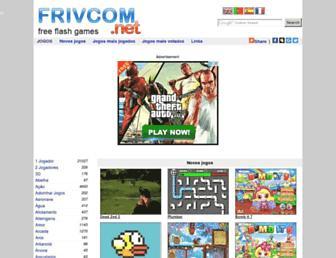 jogos.frivcom.net screenshot