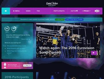 Thumbshot of Eurovision.tv