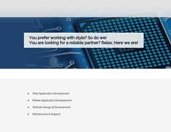 finite-soft.com screenshot
