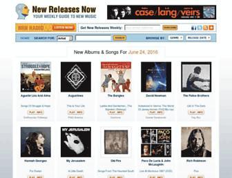 Thumbshot of Newreleasesnow.com