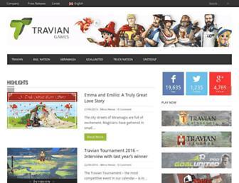 traviangames.com screenshot