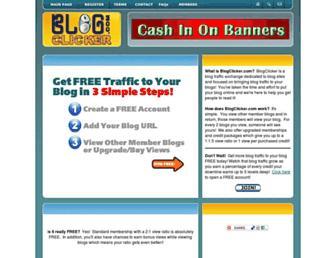 Thumbshot of Blogclicker.com