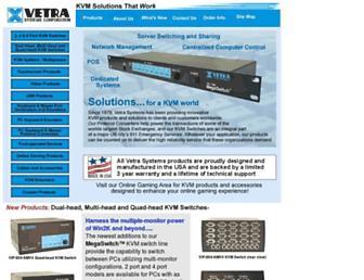 vetra.com screenshot