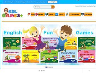 eslgamesplus.com screenshot