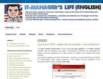 itmanagerslife.blogspot.com screenshot