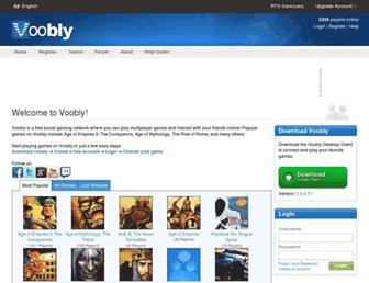 voobly.com screenshot