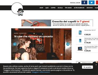 Thumbshot of Oltreuomo.com