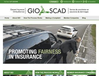 giocanada.org screenshot