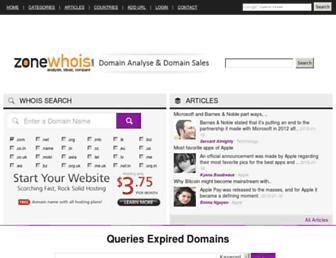 znwhs.com screenshot