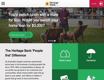 Thumbshot of Heritageonline.com.au