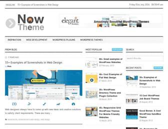 nowtheme.com screenshot