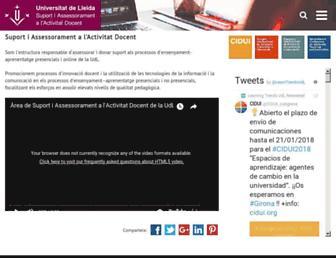 virtual.udl.cat screenshot