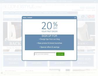 Thumbshot of Beddingstyle.com