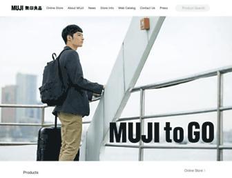 Thumbshot of Muji.us