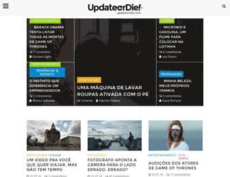 updateordie.com screenshot