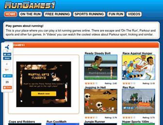 rungames1.com screenshot